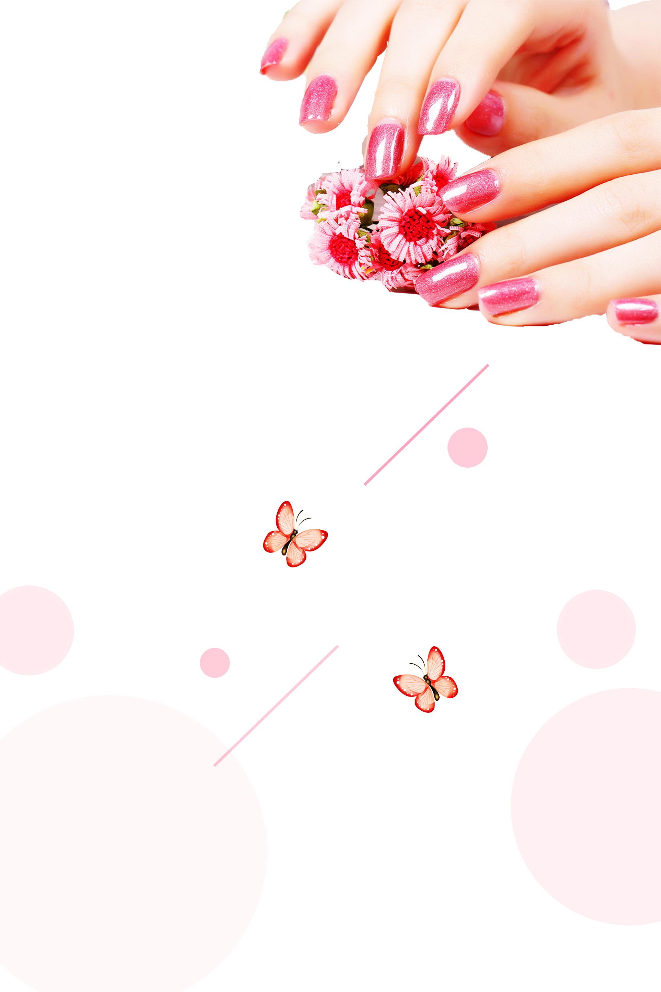 Fun finger nail polish nail ads background fashion - Nails wallpaper download ...