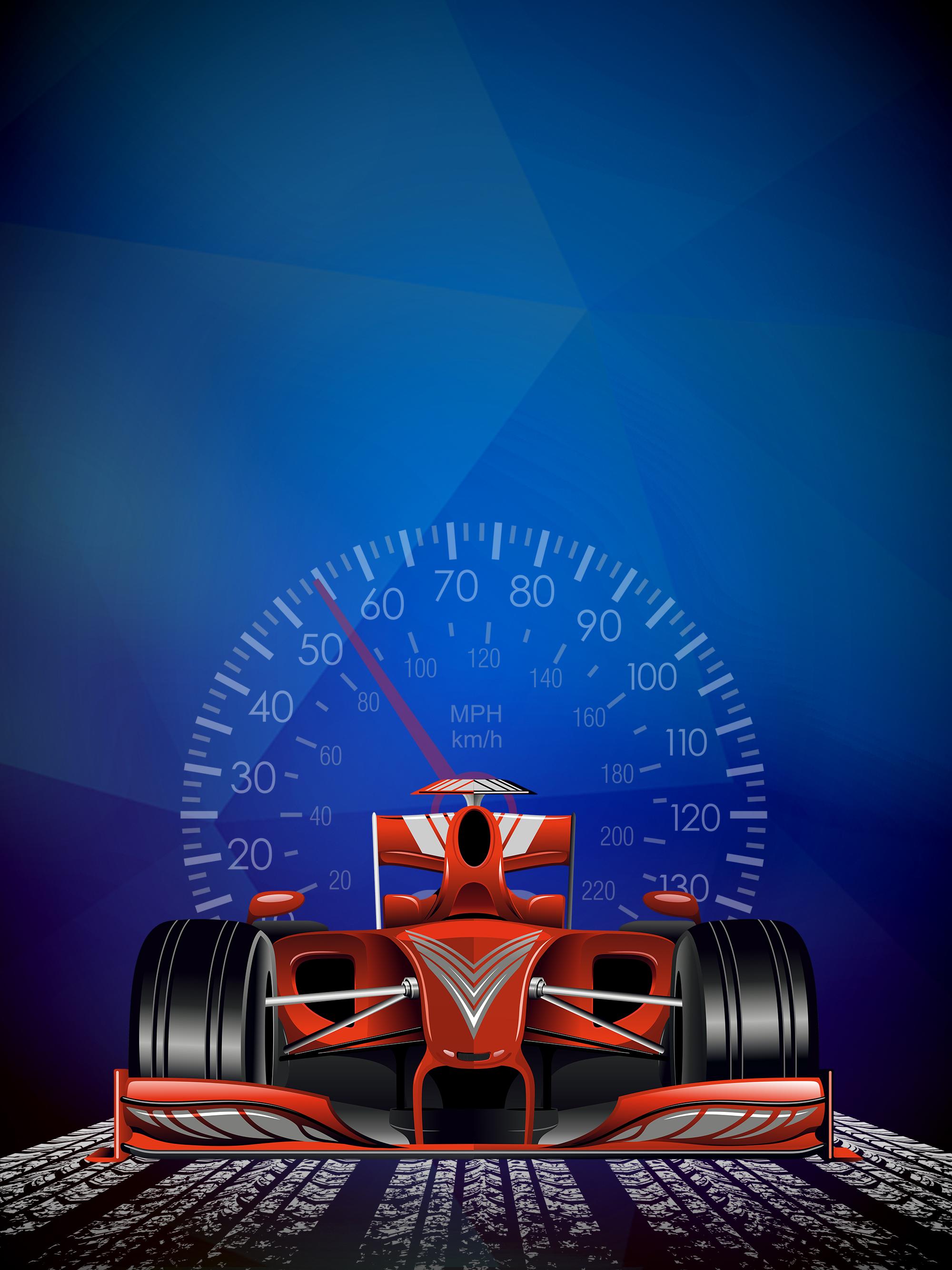 creative f1 racing poster background psd  originality  f1