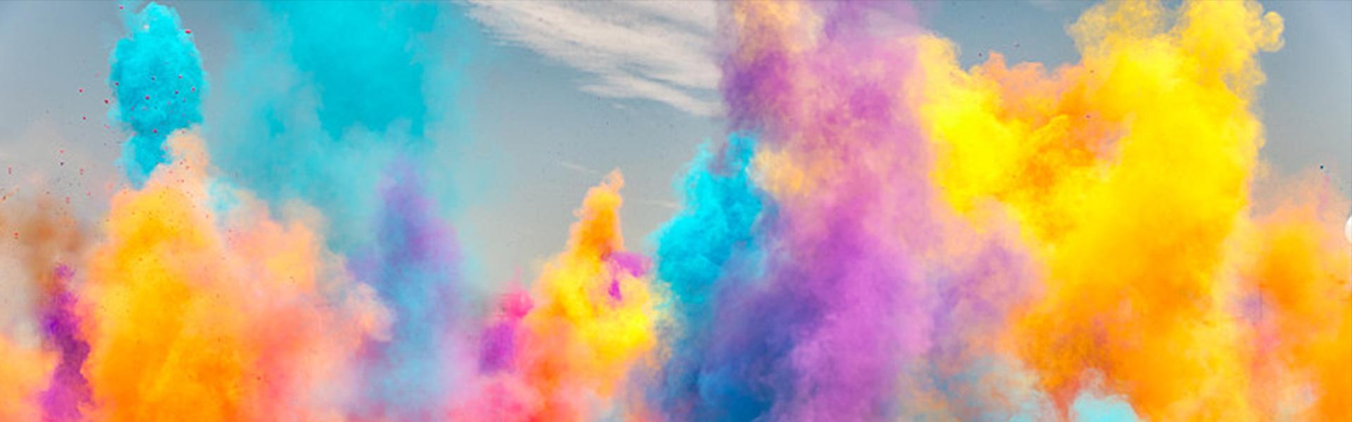 Орнамент цветной
