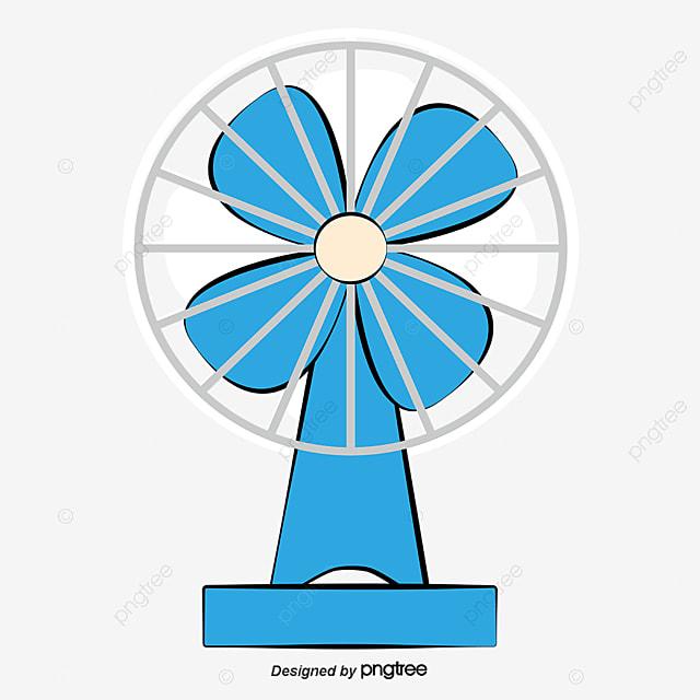 電風扇 卡通 手繪 電風扇向量圖案素材免費下載 Png Eps和ai素材下載 Pngtree