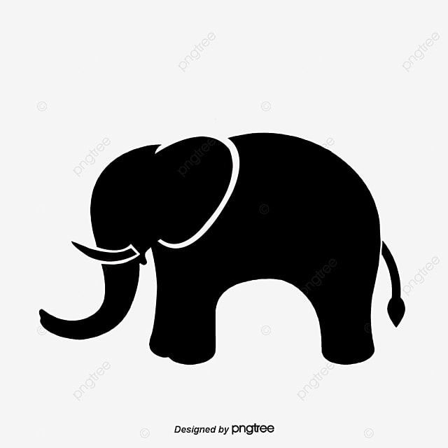 Elephant Silhouette Elephant Vector Silhouette Vector Elephant Png Transparent Clipart Image And Psd File For Free Download Silhouette of elephant illustration, african elephant indian elephant , elephant with trunk raised silhouette transparent background png clipart. elephant silhouette elephant vector