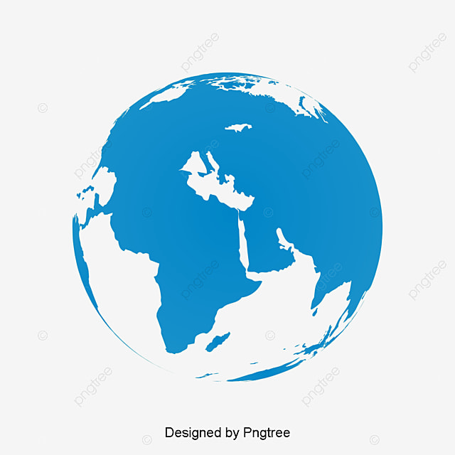 Decorative Elements Earth, Global, World Map, Information ...