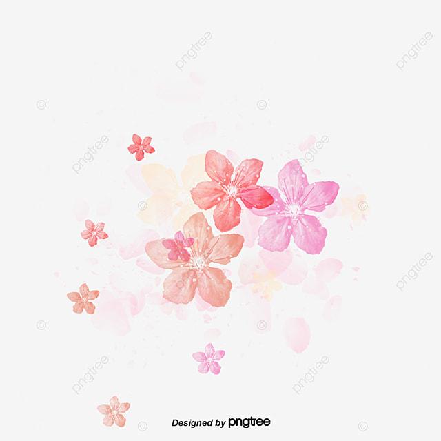 sakura rose fichier png et psd pour le t u00e9l u00e9chargement libre