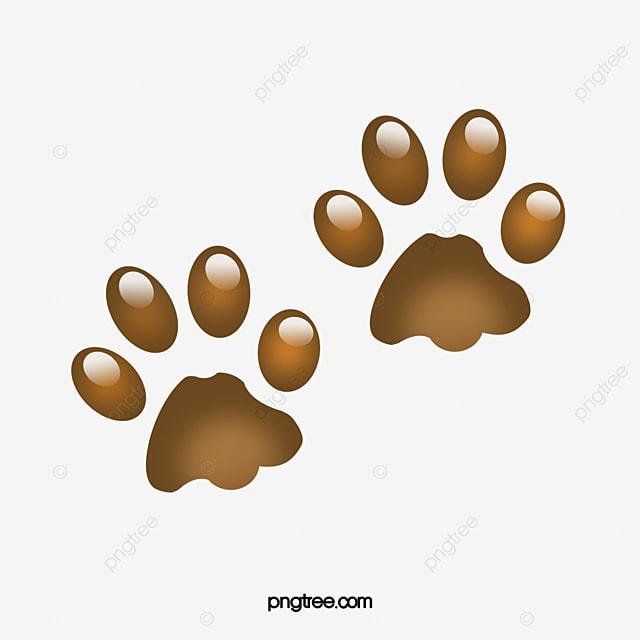 35+ Pate Animal Clipart Gratuit