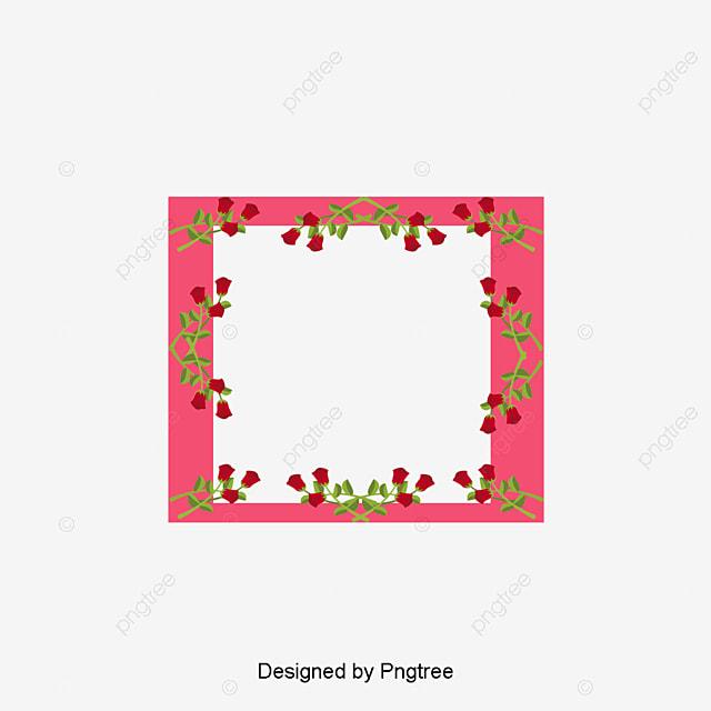 Flower border flower clipart pretty flower border pink png image flower border flower clipart pretty flower border pink png image and clipart mightylinksfo