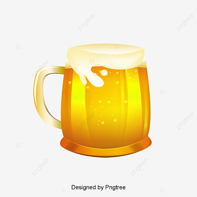 A Cerveja A Cerveja Caneca Bolhas De Ar Png Imagem Para