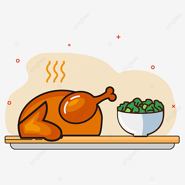 Happy Thanksgiving Turkey PNG Image And Clipart