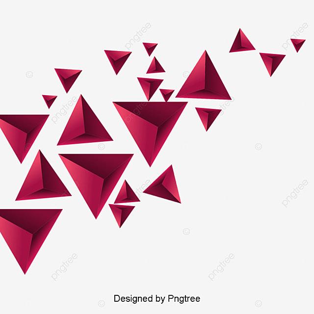 Triangle Shape Design Logo