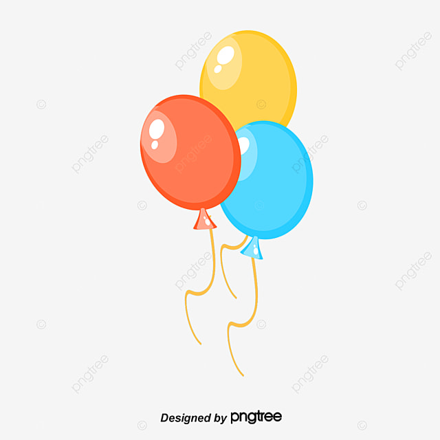 Balloon Festival Colorful Balloons Birthday Balloons