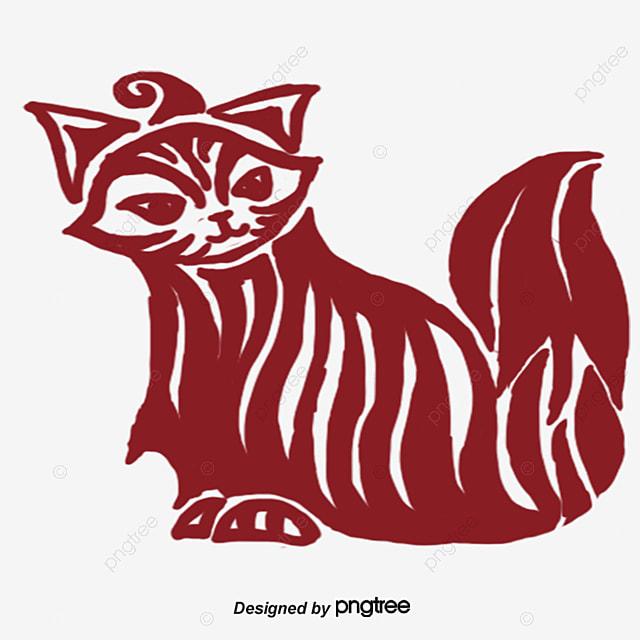 Le Chat De Tatouage D Image Tatouage Motif Ombrage Fichier Png Et Psd Pour Le Telechargement Libre