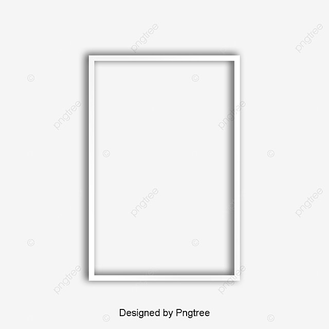 Frame Picture Frame Picturecreative Paper Shadow Projection Frame