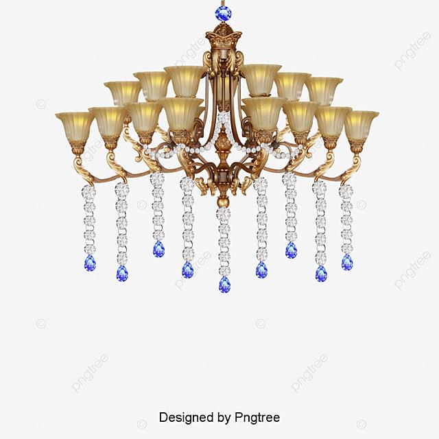 Un Modèle 3D De La Belle Maison De Meubles De Dessin À Lampe, La