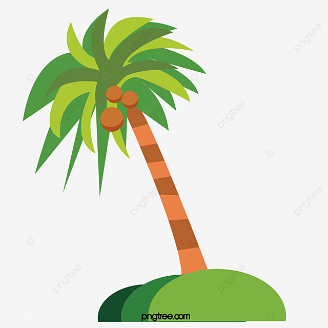 cartoon coconut trees coconut clipart cartoon clipart cartoon png rh pngtree com coconut tree clip art black and white coconut tree clipart free