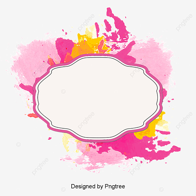 Paint Splatter Color Paint Abstract Png And Vector For