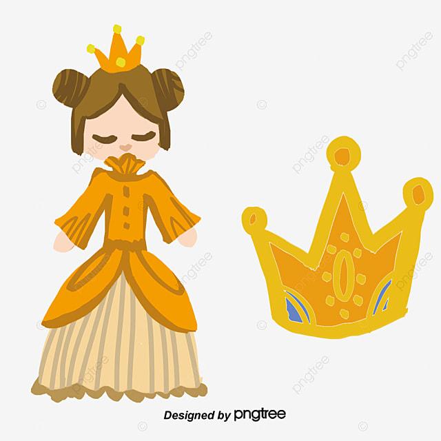 الملكة والتاج رسوم متحركة قوه موجهة ملكة Png والمتجهات