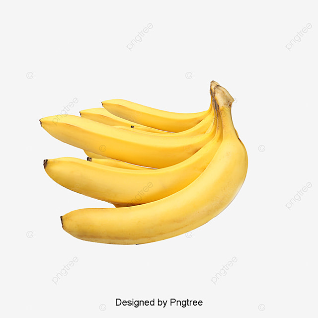 Banana Png And Psd File For Free Download