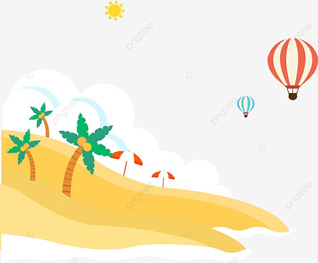 Parasol de plage la plage parasol or png et vecteur - Dessin parasol ...