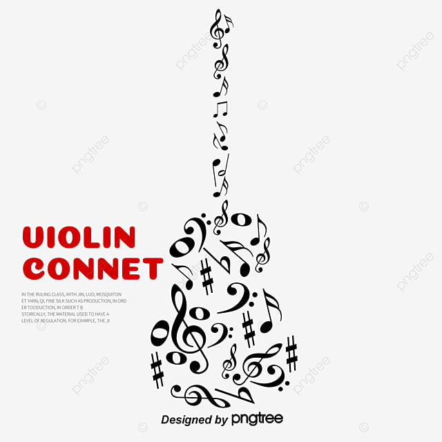 Music Vector Decorative Material, Vector, Musical Note