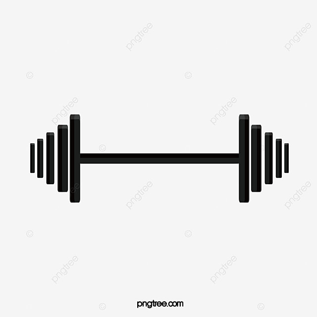 dumbbell icon dumbbell barbell dumbbell clipart png image and rh pngtree com white barbell clipart barbell clipart black and white
