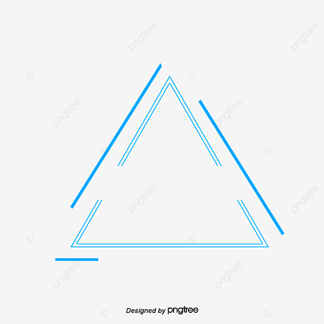 Abstract Geometric Triangle Abstract Geometry Triangle