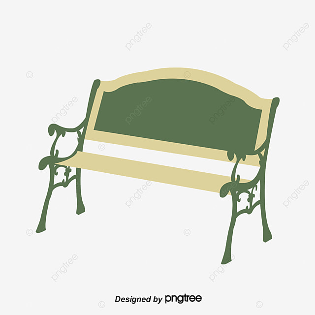 park bench chair furniture park bench chair png image and clipart rh pngtree com