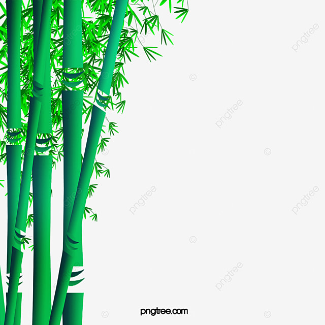 hd bamboo background material, bamboo, background, material png
