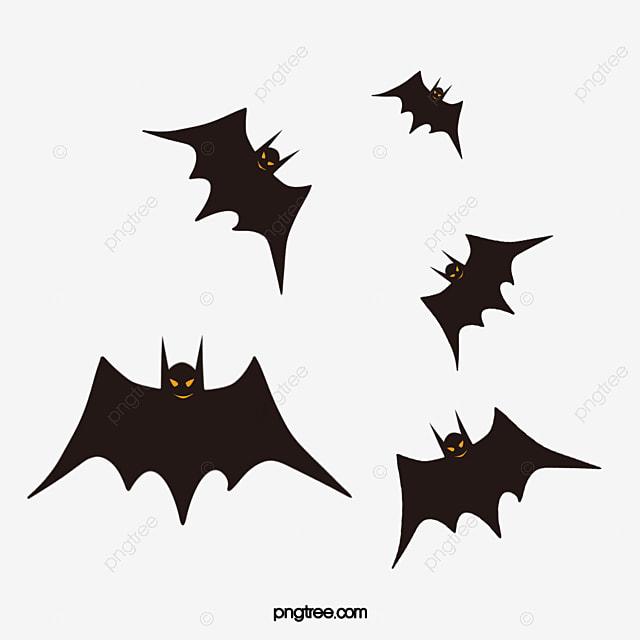 halloween les chauves souris image png pour le