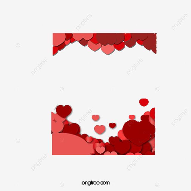 Marco En Forma De Corazón, Diseño Grafico, Marco En Forma De Corazón ...