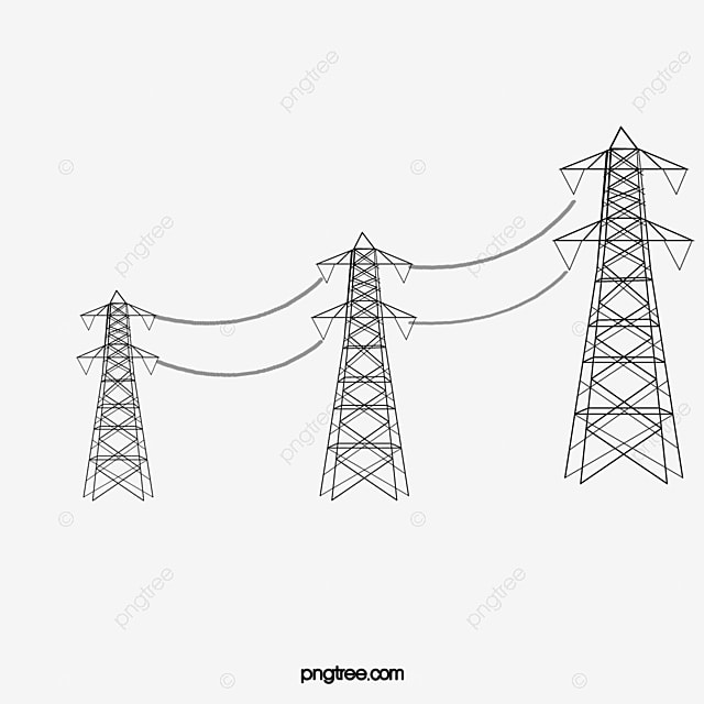Telephone Pole Wire Pole Clipart Image And Psd File For Free