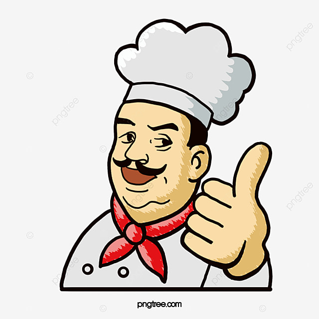 chef, Cartoon Characters, Vector PNG and Vector