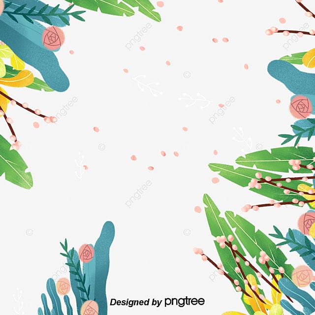 Dessins De Petites Fleurs De Fond La Petite Fleur Bleue Les Fleurs L