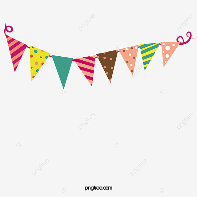 Colored Flags Color Small Flags Activity Png Image And