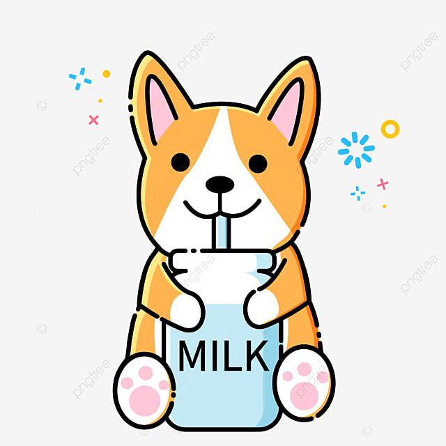 Cute Cartoon Animals Vector Material, Cartoon Clipart ...