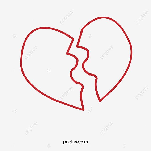 diagram of a broken heart choice image