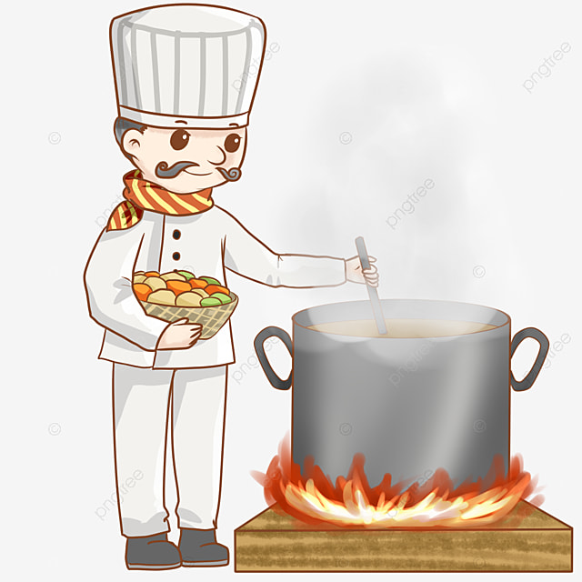 Chef, Chef Clipart, Creative Catering PNG Transparent ...