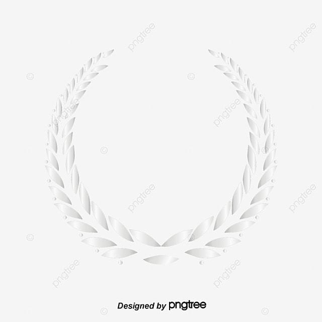 Free Border Leaf Design