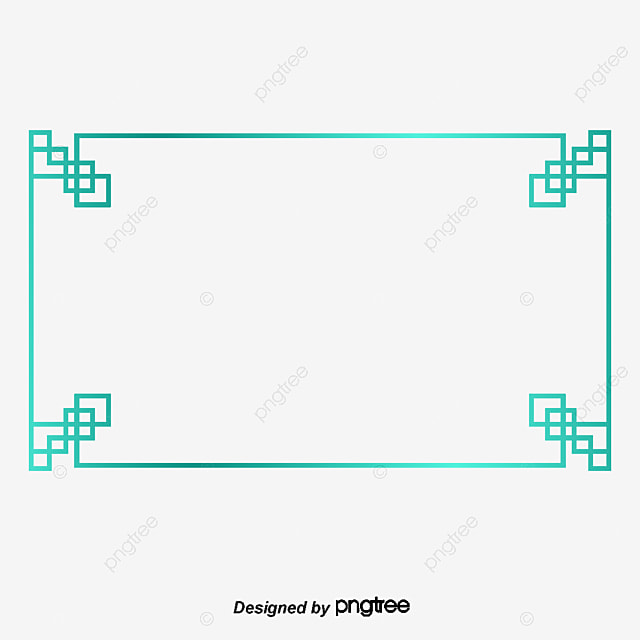 blue border frame shading borders png and psd