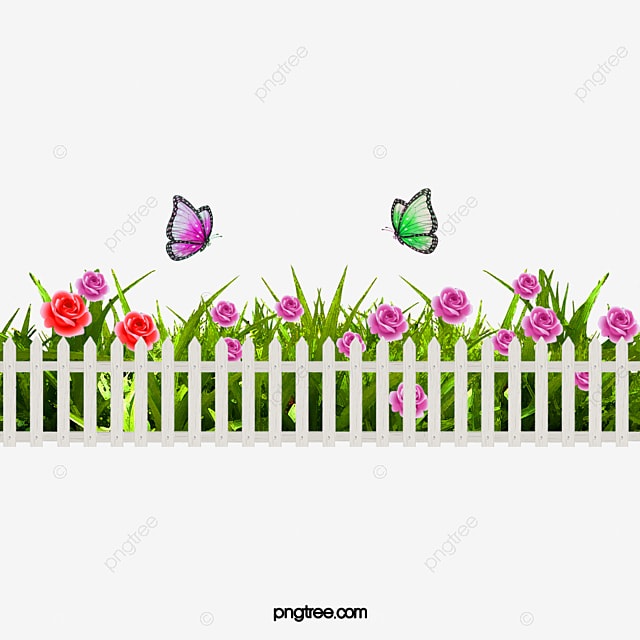 Balcony Flowers PNG And PSD