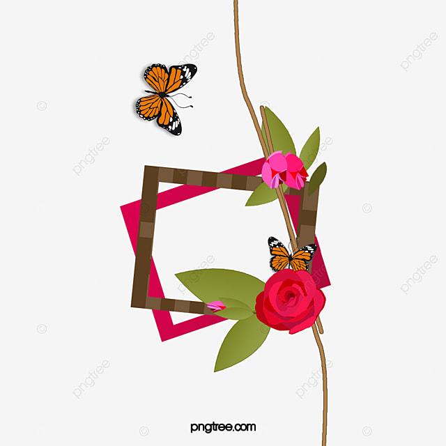 la saint valentin cadre photo rouge roses la saint valentin image png pour le t l chargement libre. Black Bedroom Furniture Sets. Home Design Ideas