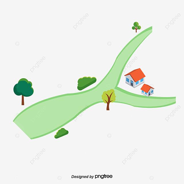 le dessin de la voie chemin le dessin de la route lu
