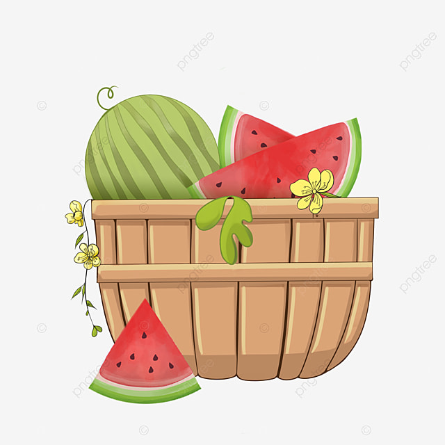 Fruit Baskets, Fruit, Baskets, Delicious PNG And Vector