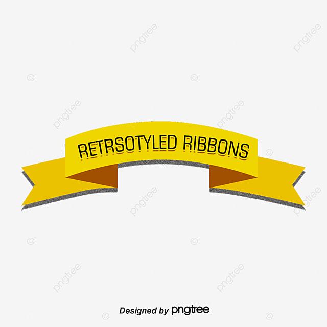 Vintage Ribbon Vector