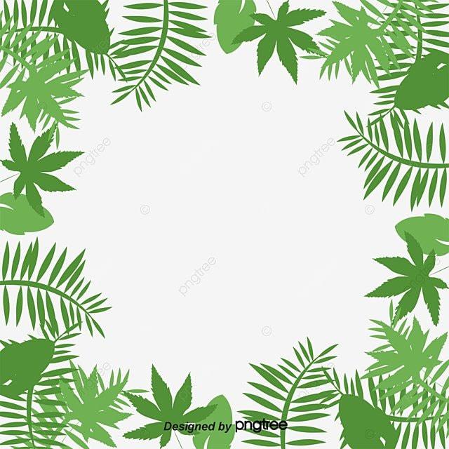 Des feuilles de palmier., Dessin, Peint à La Main, Vecteur PNG et vecteur pour téléchargement ...