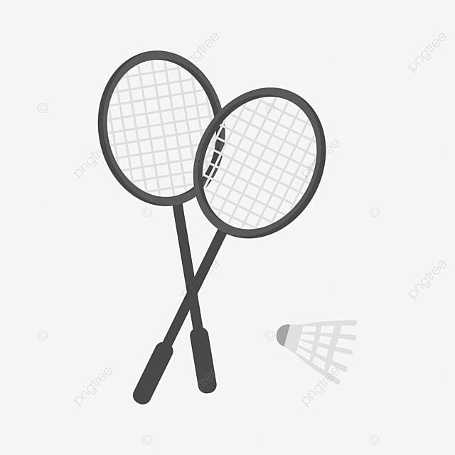 Badminton vector png