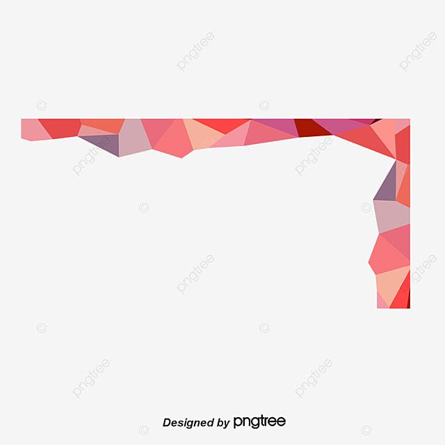 amp 187 geometric multicoloured triangles - photo #8