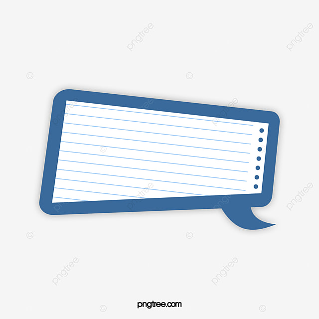 Notas De Texto Caja De Texto Cuadro De Diálogo El