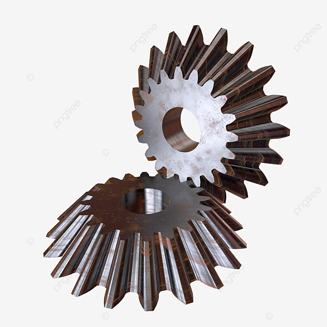 gear, Industry, Sawtooth PNG and PSD