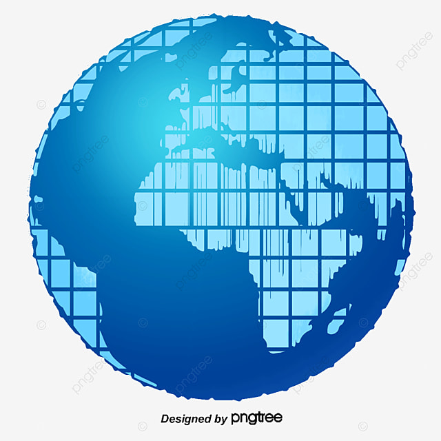 vector earth vector earth blue earth png and vector for free download rh pngtree com free vector world map mercator free vector world map with capitals