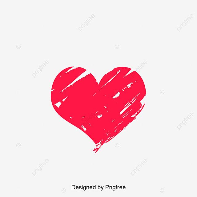 red heart album corazones en forma de corazon corazon de