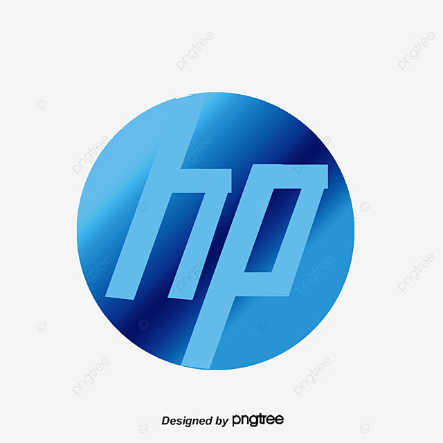 hewlett packard hewlett packard logo mark png and vector for free rh pngtree com hp logo vector free hp logo vector free